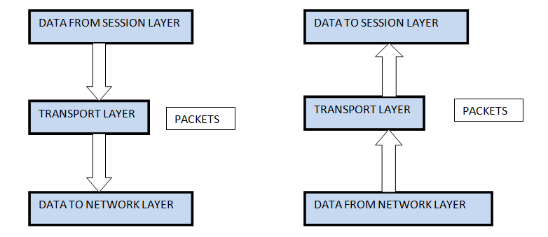 Transport Layer in ISO-OSI Model