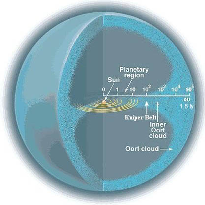 What Is An Oort Cloud Studytonight