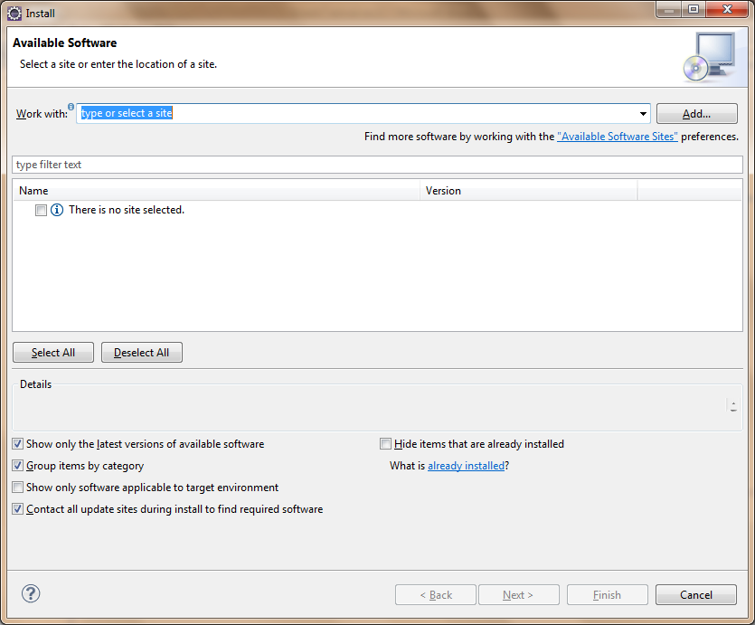 Configuring eclipse for drools stack overflow.
