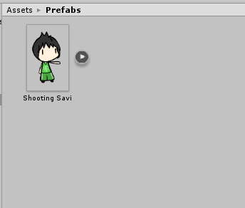 Prefab Instantiation, making it move and setting speed in Unity