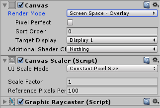 Understanding the Unity 3D Canvas and UI Elements | Studytonight