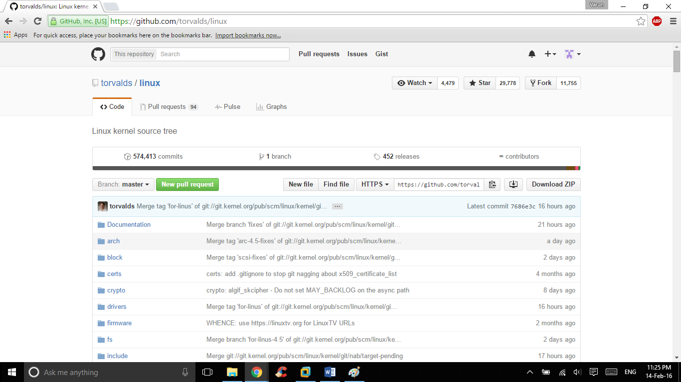 Using GITHUB | Git Tutorial | Studytonight