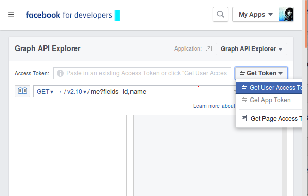 Working with Facebook Graph API using Python | Studytonight